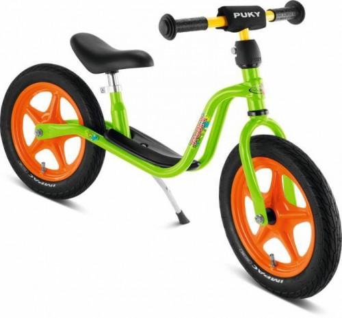 zielony rowerek biegowy