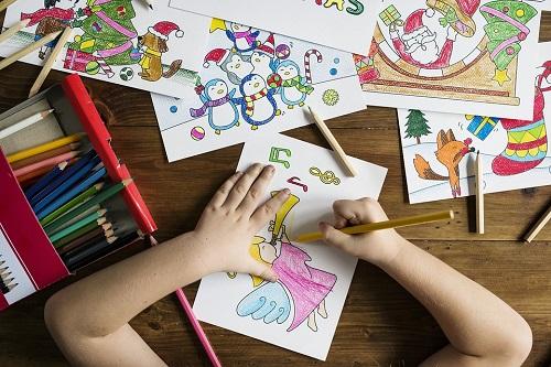 kolorowanki - animator dla dzieci