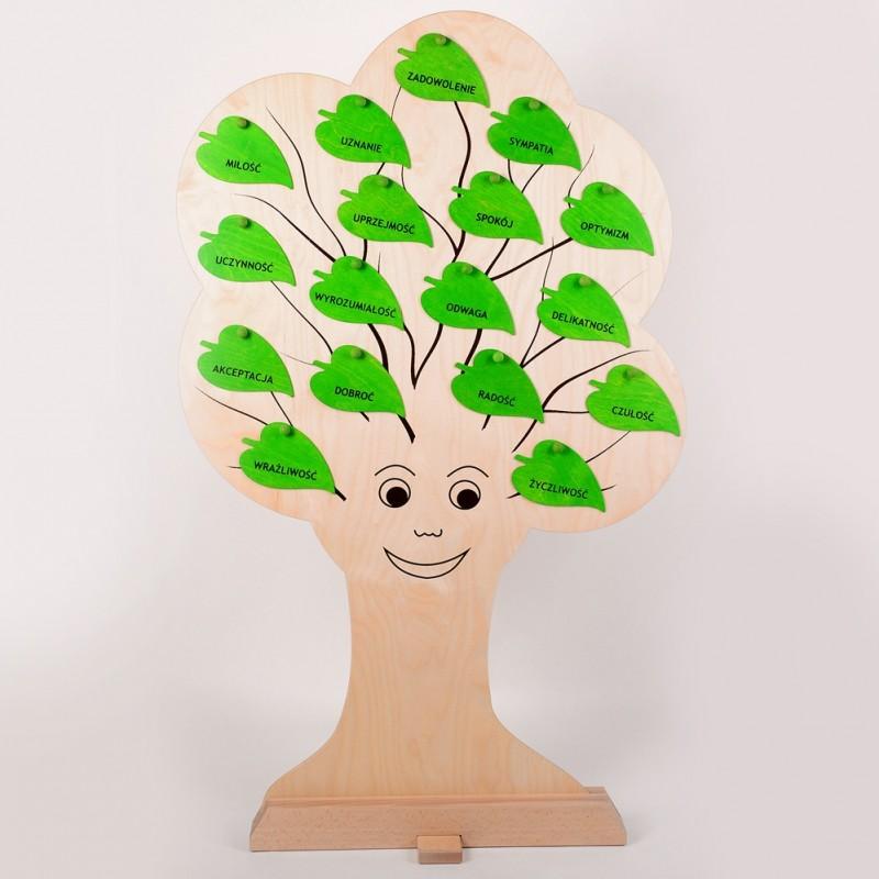 drzewo smutku i radości